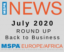 MSPA EA ROUND UP – Back to Business!