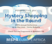 IMPORTANT NEWS – MSPA EA Conference, Varna, May 2020